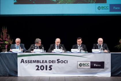 Approvato il bilancio 2014 della Bcc