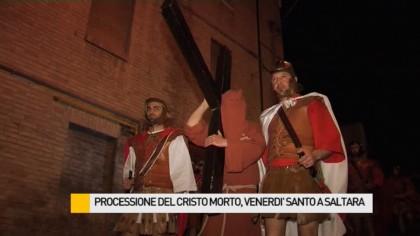 Processione del Cristo Morto, Venerdì Santo a Saltara – VIDEO