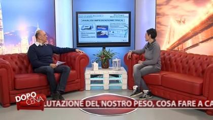 Dopo Cena puntata 23 – Uso della bilancia e indice di massa corporea