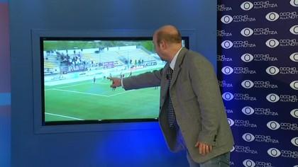 San Nicolò-Alma Juventus Fano la moviola di Sergio Catalani