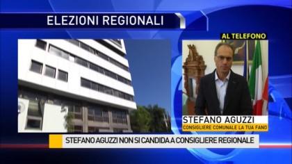 Stefano Aguzzi non si candida a consigliere regionale – VIDEO