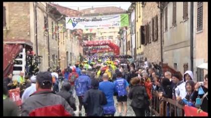 La ColleMar-athon si presenta il 18 aprile a Castelplanio