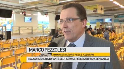 Inaugurato il ristorante self-service Pesceazzurro a Senigallia – VIDEO