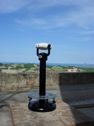 Mondolfo_Belvedere del Castello