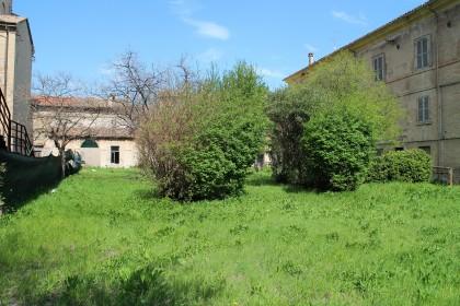 Pesaro viva, Ricci e Belloni: «Ecco il bando per il cortile di Palazzo Ricci»