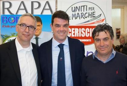 """Boris Rapa si candida a consigliere regionale con """"Uniti per le Marche"""""""
