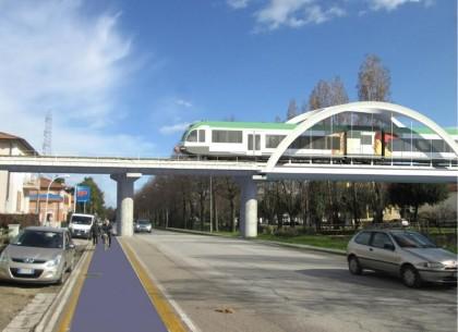 Progetto ferrovia Fano-Urbino: sette stazioni e tratta percorsa in meno di un'ora. Ecco i costi