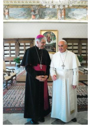 Papa nomina card. Menichelli a Congregazione chiese orientali e sanità