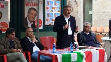 """Minardi (Pd): """"Sarò la vostra voce in Regione"""""""