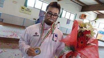 Un alunno dell'Olivetti è Campione Italiano di bocce