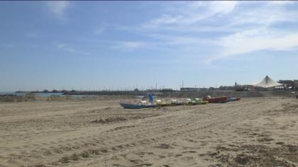 Cadavere ritrovato in spiaggia vicino a Fano