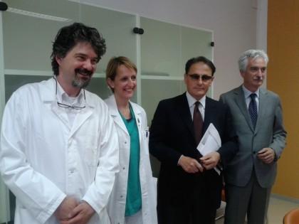 """Zingaretti: """"La Chirurgia di Marche Nord è la prima della Regione"""" – VIDEO"""