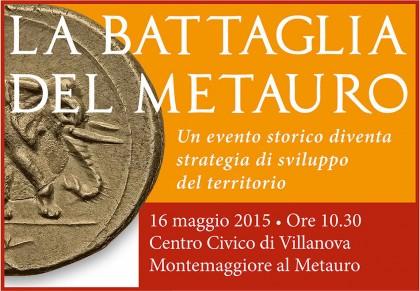 Workshop sulla Battaglia del Metauro del 207 a.C.