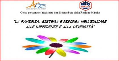 """""""Scuola Genitori"""" in otto incontri promossi dall'Associazione Genitori e Acli"""