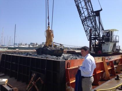 Iniziati i lavori di dragaggio del porto di Fano – FOTO – VIDEO