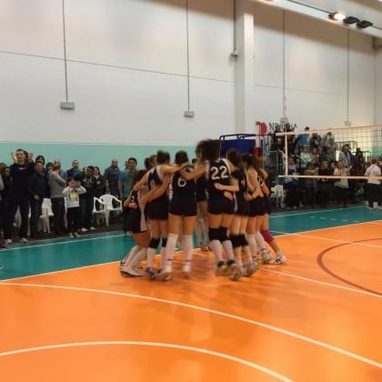Brilla il settore giovanile di Volley Pesaro. Anche l'u18 in semifinale regionale
