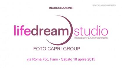 Lifedream Studio – Inaugurazione