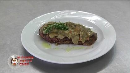 In Cucina con lo Chef – Petto d'anatra con funghi porcini – p3