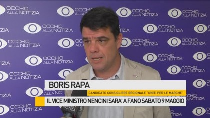 Il vice ministro Nencini sarà a Fano sabato 9 maggio – VIDEO