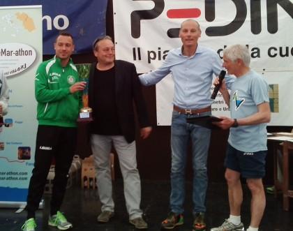 Il fanese Stefano Eusebi campione italiano di maratona per geometri