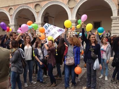 """Sciopero e proteste contro la """"Buona Scuola"""" – VIDEO"""
