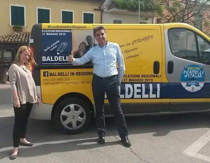 """Antonio Baldelli: """"In Regione per difendere i cittadini contro l'arroganza del Pd e Spacca"""""""