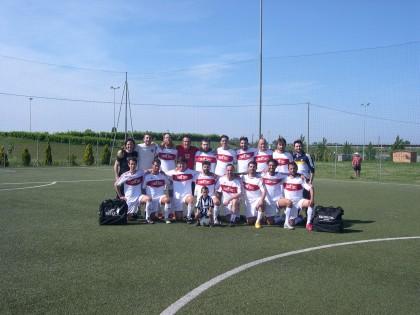 Il 25° Campionato CSI Calcio Amatori all'Olympia Cuccurano, CoppaFano a San Cristoforo