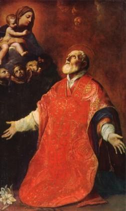 """Completato dagli alunni dell""""Artistico' il ciclo di dipinti sulla vita di San Filippo Neri"""