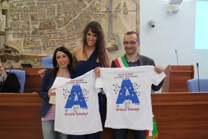 La festa del Volley Pesaro, Ricci: «Città orgogliosa di voi»