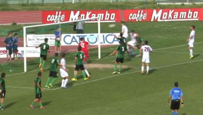 Vittoria dell'Alma 2-1 a Chieti