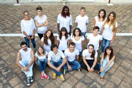 """Coro Giovanile """"Incanto-Malatestiano"""" a Civitanova nella veste di Coro Giovanile delle Marche"""