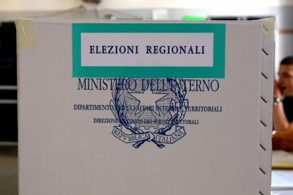Regionali 2015: seggi aperti dalle 7 alle 23