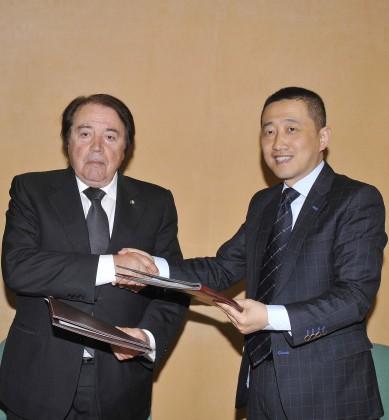 Firmato un accordo tra la Camera di Commercio e un'importante azienda pubblica cinese