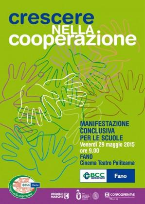 """""""Crescere nella Cooperazione"""" con i comici del San Costanzo Show"""