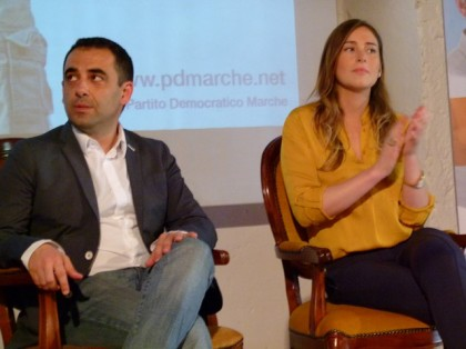 """Il Ministro Boschi alla Convention programmatica del PD Marche: """"No ai cambi di poltrona, cambiamo Presidente"""""""