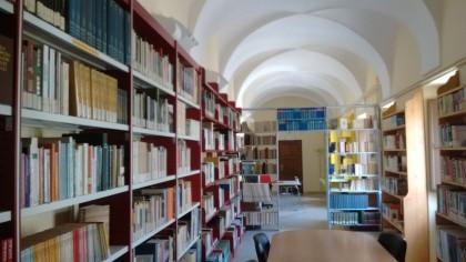 Inaugurazione Biblioteca Comunale di Mombaroccio, sabato 23 maggio