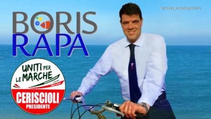 Boris Rapa – Presentazione candidatura