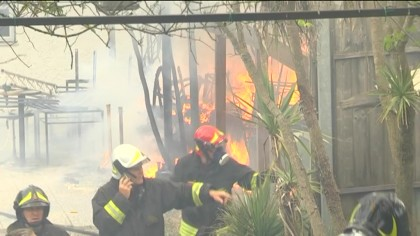 "Incendio ""La Folie"", si indaga sull'ipotesi dolosa – VIDEO"