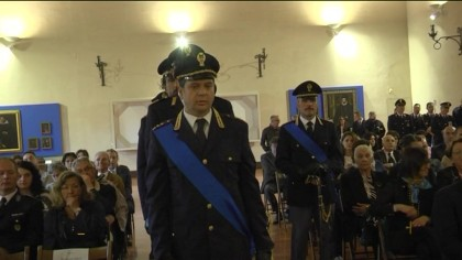 Stefano Seretti riceve un riconoscimento per merito di servizio – VIDEO
