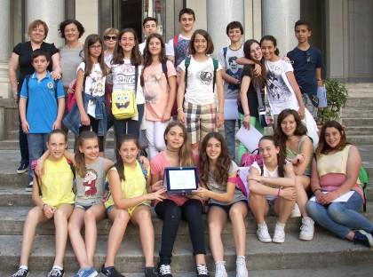 """Prestigioso riconoscimento all'I.C.S """"G. Padalino"""" di Fano"""