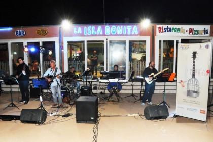 Altamarea Band a La Isla Bonita