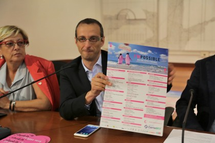 """Notte Rosa, Ricci: """"Più di 300 iniziative nelle Marche, grande promozione turistica"""""""