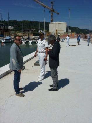 Al porto di Pesaro verranno ultimati i lavori nelle banchine