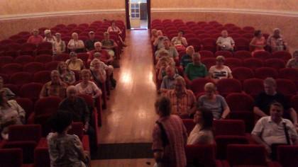 Turisti rastattesi in visita a Fano accolti dall'assessore Del Bianco
