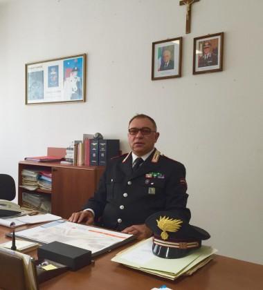 Antonino Barrasso assume il comando della Stazione Carabinieri di Fano – VIDEO