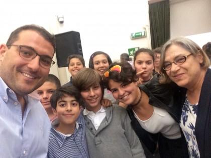 """Consiglio congiunto coi bambini, Santorelli: """"Occasione di confronto. Fui il primo sindaco eletto della Padalino"""""""