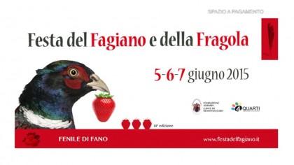 Festa del Fagiano e della Fragola 2015