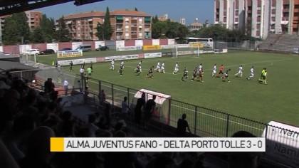 Alma Juventus Fano – Delta Porto Tolle    3-0 – VIDEO