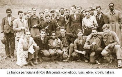 "Il Circolo Arci ""Artigiana"" racconta i partigiani neri"