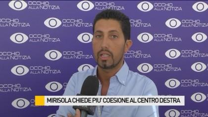 Mirisola (FI) chiede più coesione al centrodestra – VIDEO